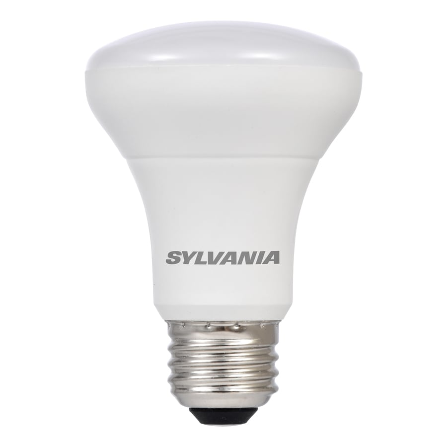 SYLVANIA Ultra 50 W Equivalent Dimmable Bright White R20 LED Flood Light Bulb