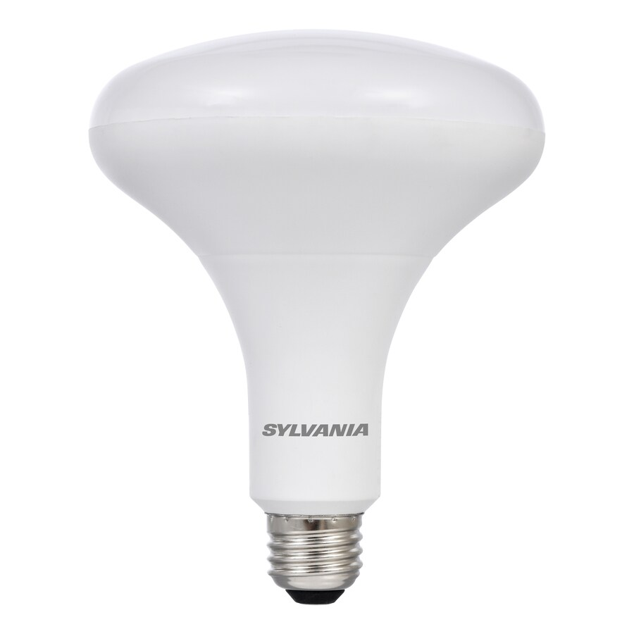SYLVANIA Ultra 85 W Equivalent Dimmable Soft White BR40 LED Flood Light Bulb