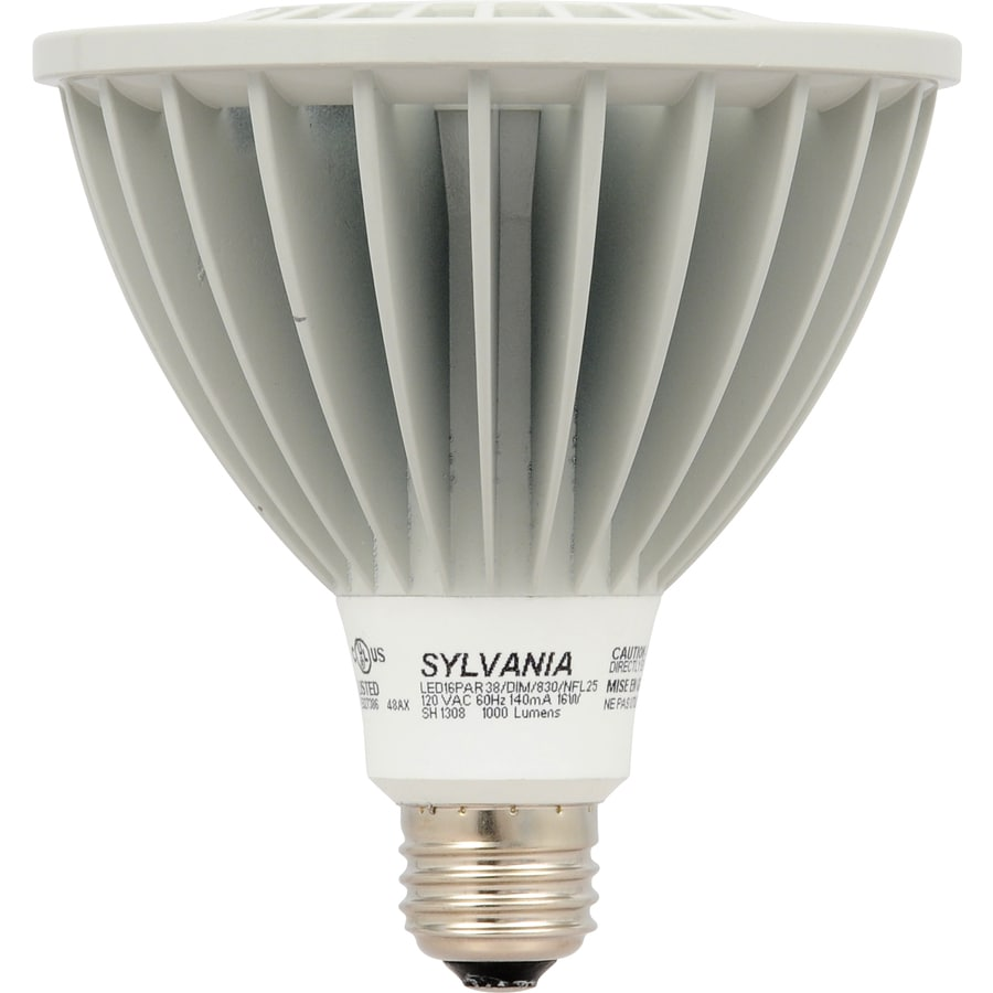 SYLVANIA ULTRA 6-Pack 75 W Equivalent Dimmable Warm White PAR38 LED Flood Light Bulbs
