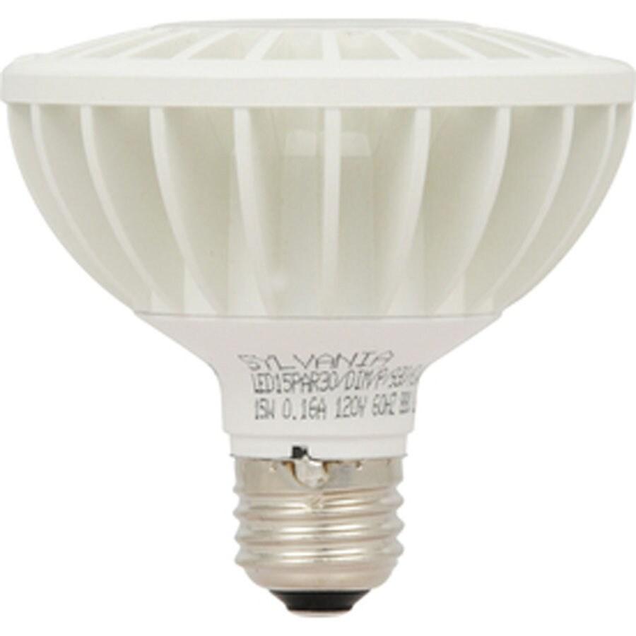 SYLVANIA Ultra 6-Pack 50W Equivalent Dimmable Soft White Par30 Shortneck LED Flood Light Bulb