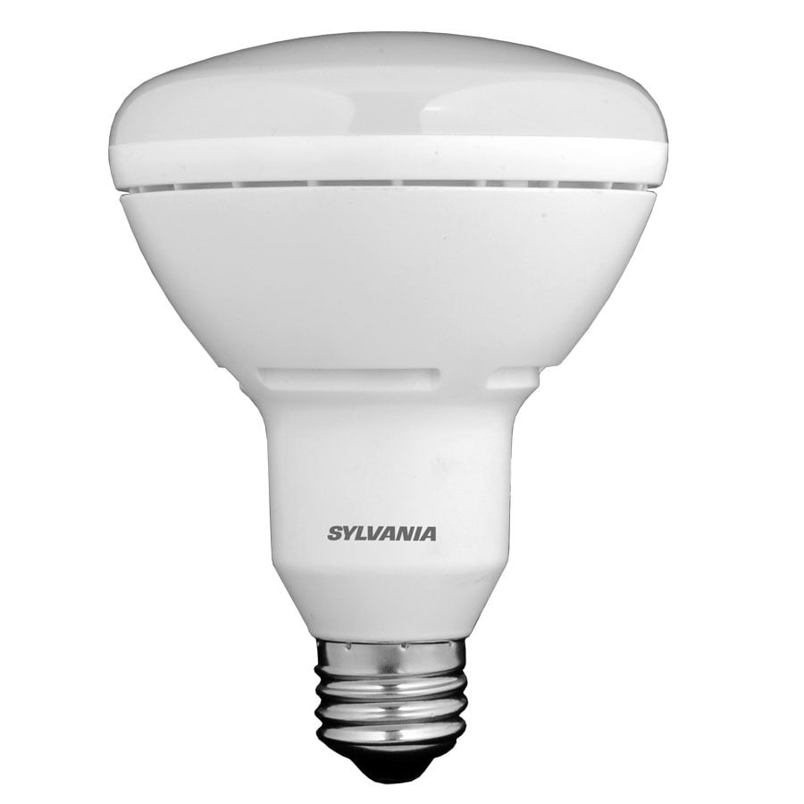 Shop sylvania 65 w equivalent dimmable daylight br30 led flood light bulb at Sylvania bulbs