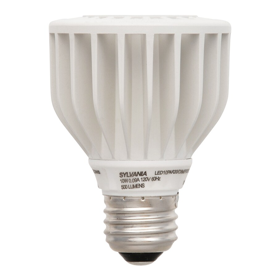 SYLVANIA 50 W Equivalent Dimmable Warm White PAR20 LED Flood Light Bulb