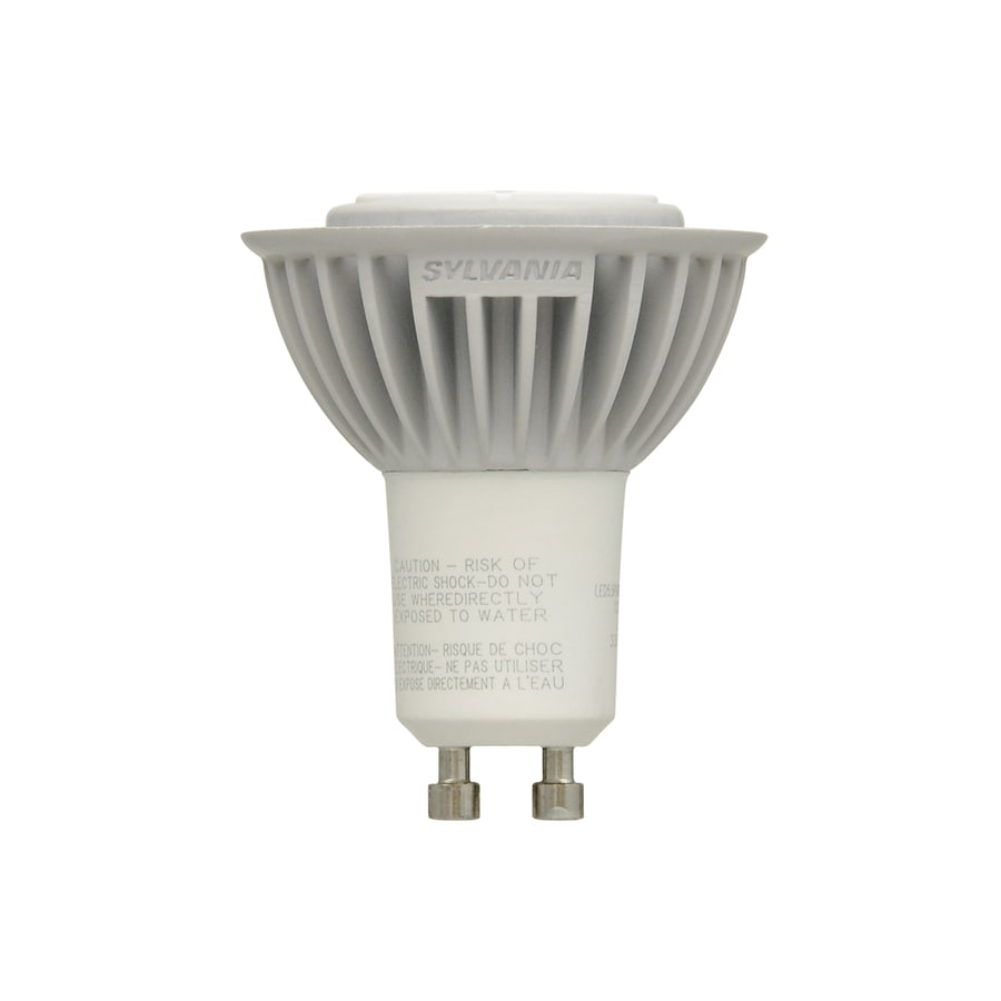 SYLVANIA 35 W Equivalent Dimmable Warm White GU10 LED Flood Light Bulb