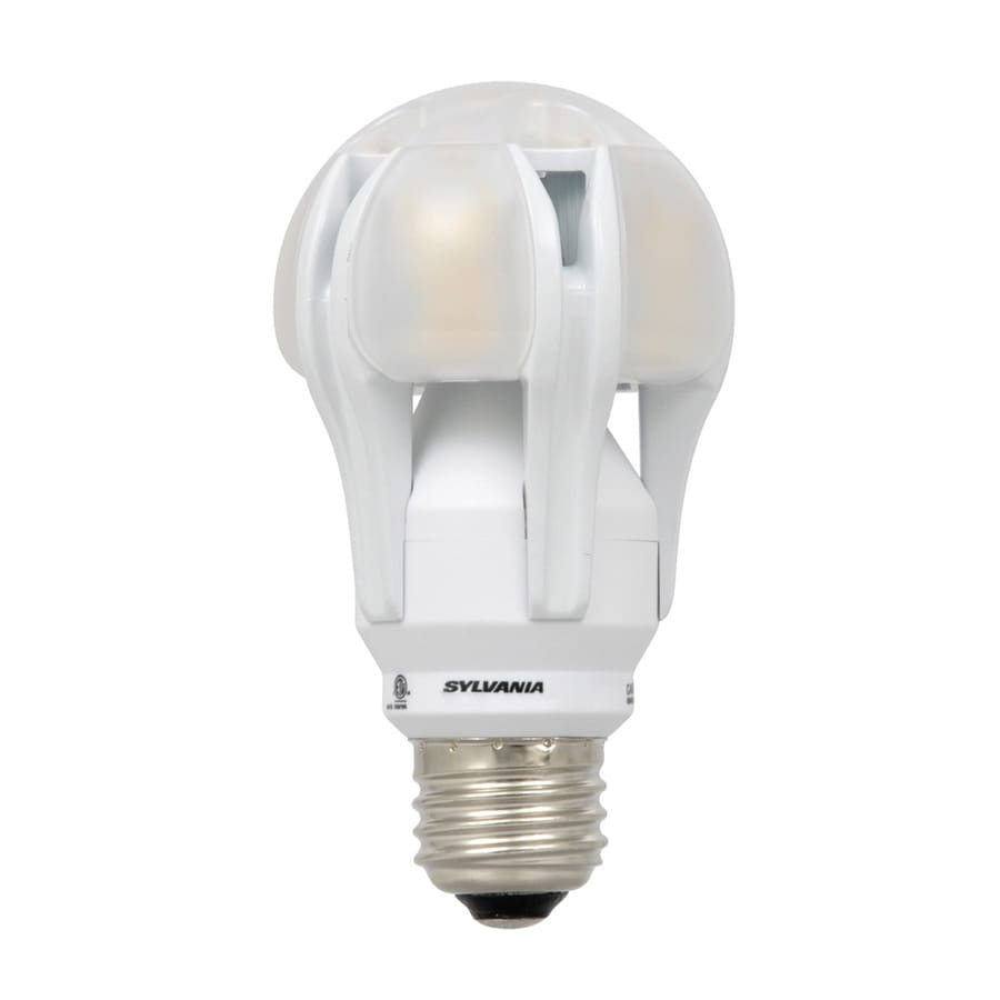 SYLVANIA 12-Watt (12W) A19 Medium (E-26) Base Soft White (2,700K) Indoor/Outdoor LED Bulb ENERGY STAR
