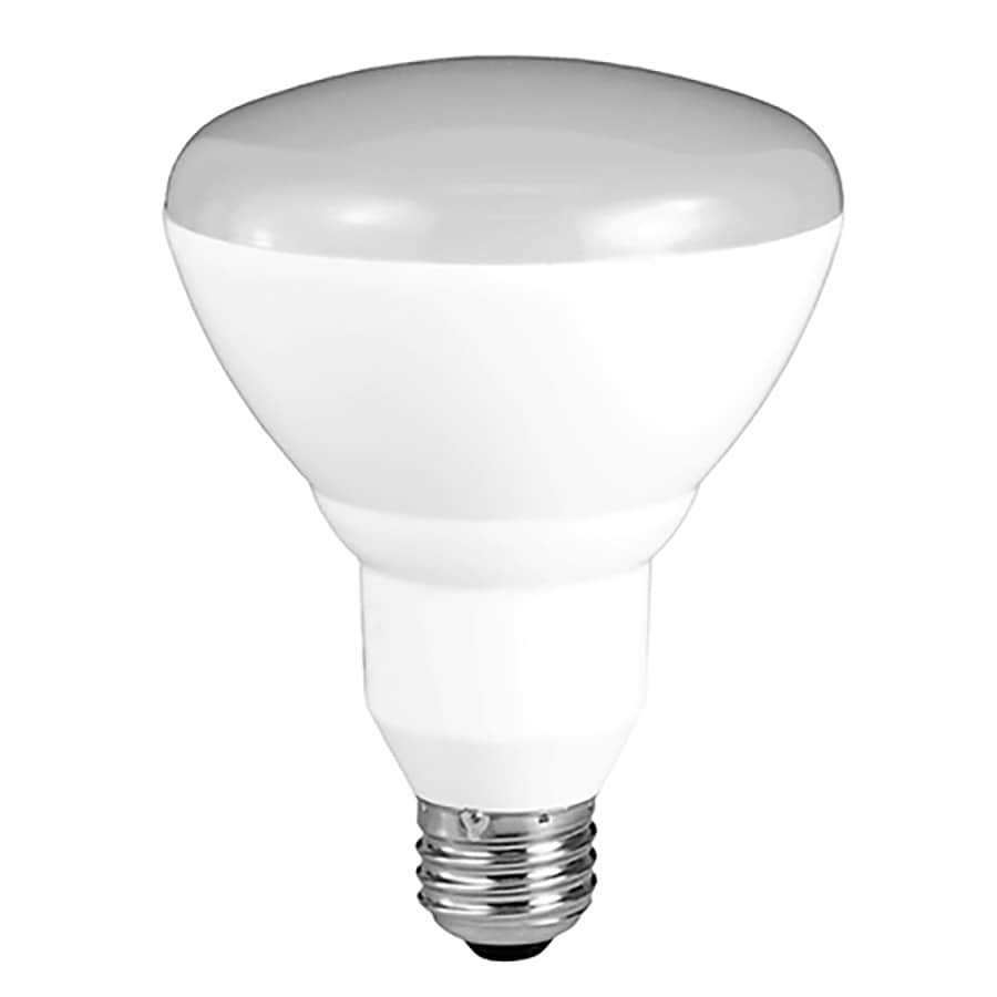 Shop Sylvania 65w Equivalent Dimmable Soft White Br30 Led Flood Light Bulb At