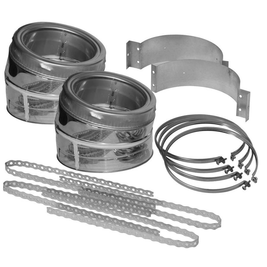 Shop Supervent 7 Piece Chimney Pipe Accessory Kit For