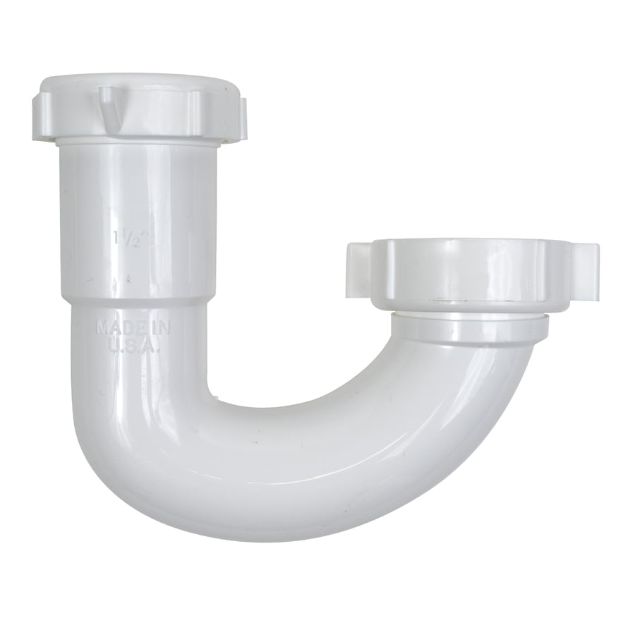 Shop keeney in plastic sink trap j bend at lowes