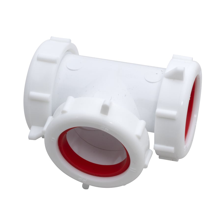 Keeney 1-1/2-in dia-Degree PVC Sewer Drain Coupling