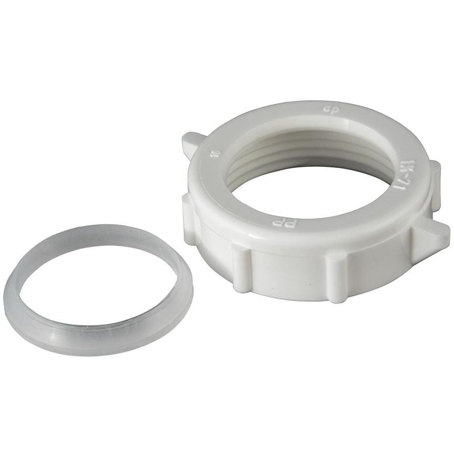 Keeney 1-1/4-in Plastic Slip Joint Nut