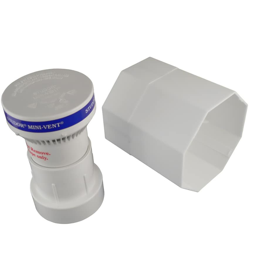 Studor 1-1/2-in Plastic Mini Air Admittance Vent at Lowes.com on under kitchen sink vent valve, under kitchen sink cover, under kitchen sink support, under kitchen sink tray,