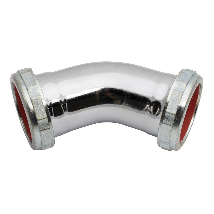 Keeney 1-1/2-in Compression Female Elbow Fitting
