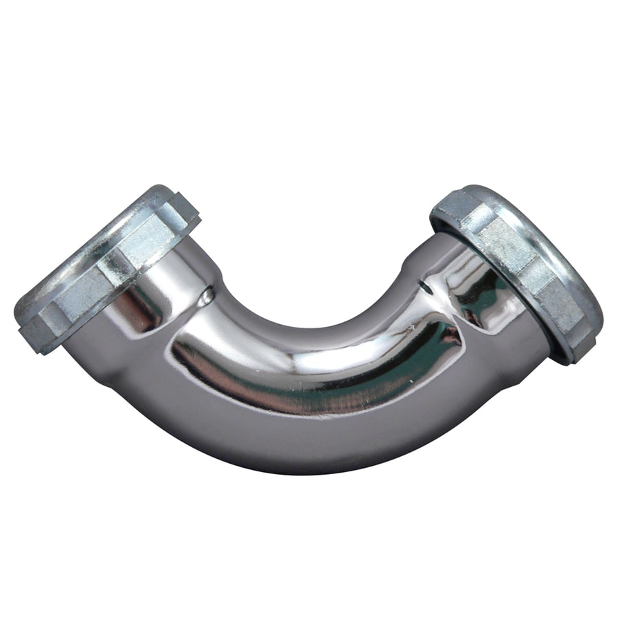 Keeney 1-1/4-in Brass Elbow Coupling
