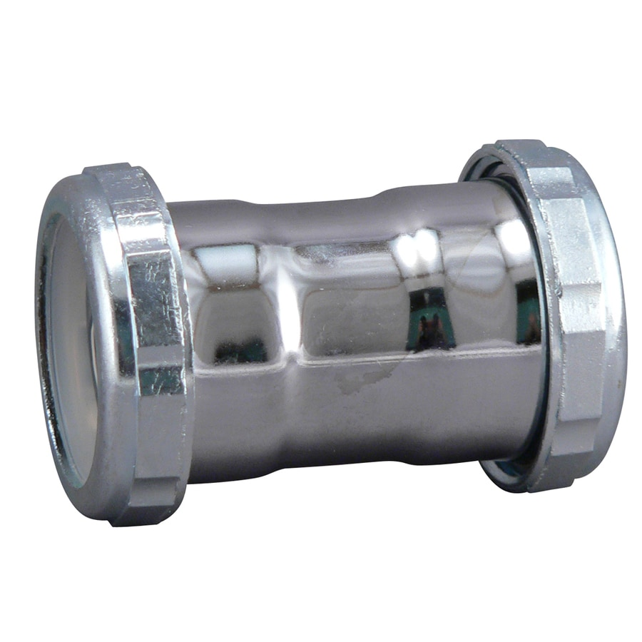 Keeney 1-1/2-in Compression Coupling Fitting