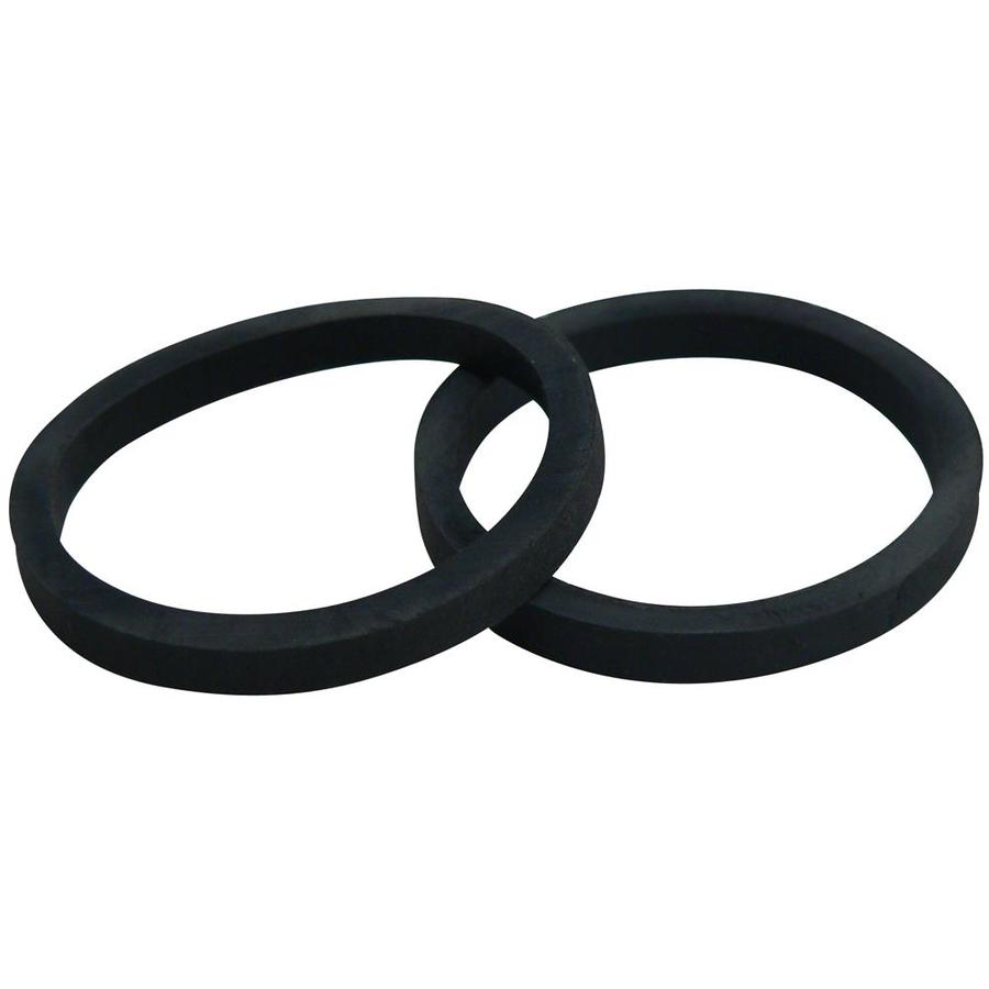 Keeney 2-Pack 1-1/2-in Rubber Reducer Washer