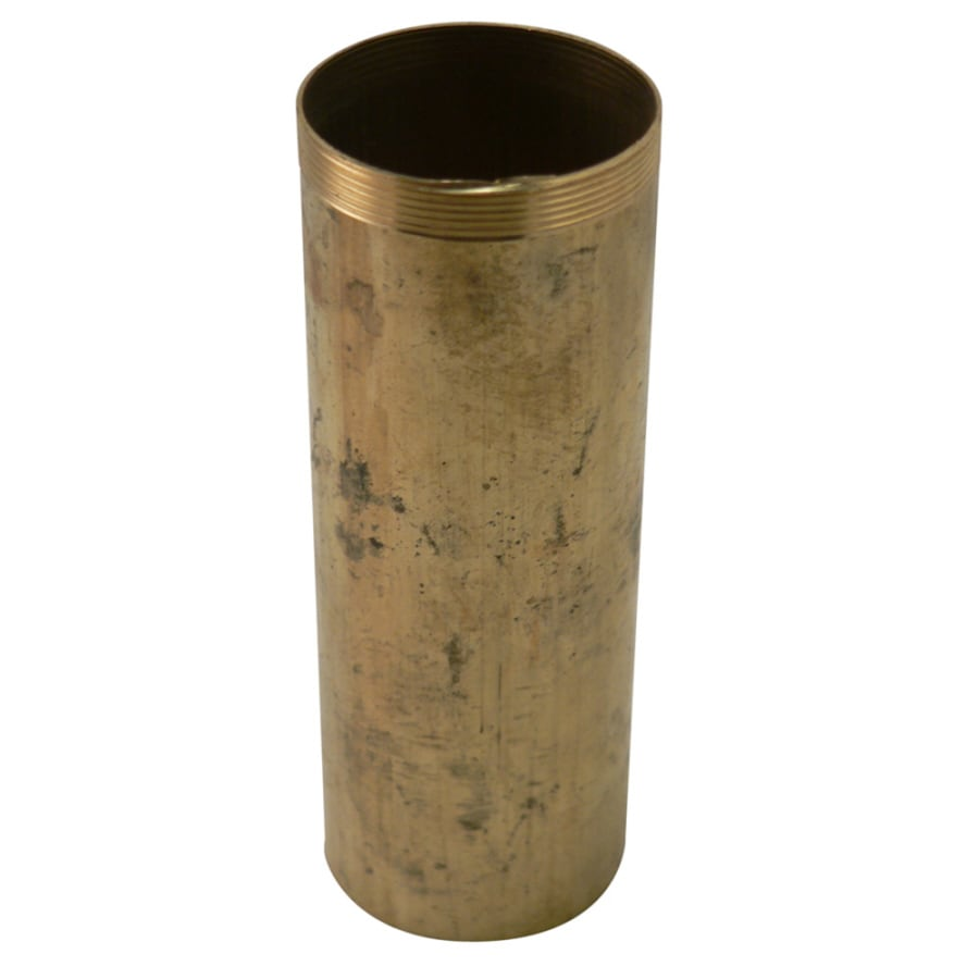 Keeney 1-1/2-in Brass Threaded One End (TOE) Tube