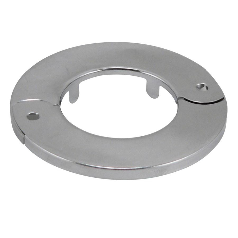 Shop Keeney 1 5 In Metal Floor And Ceiling Plate At Lowes Com