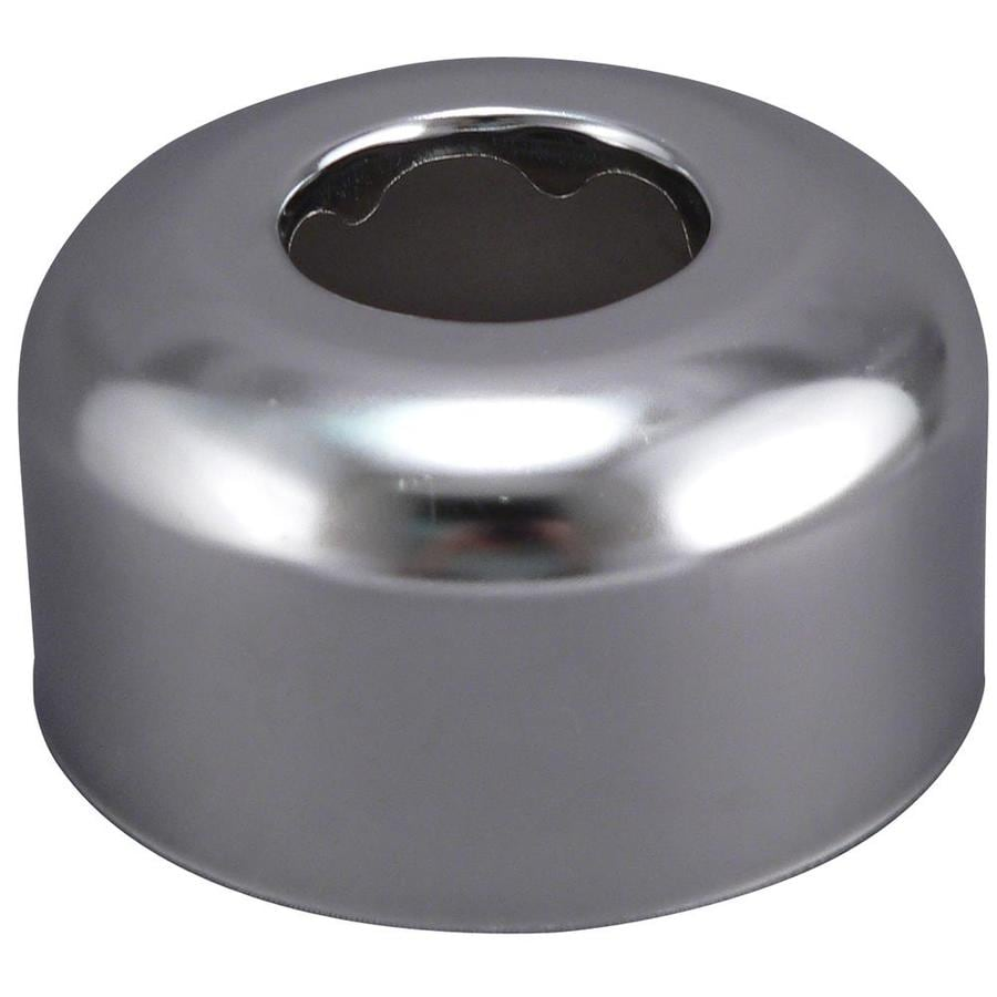 Keeney 3-in Chrome Box Flange