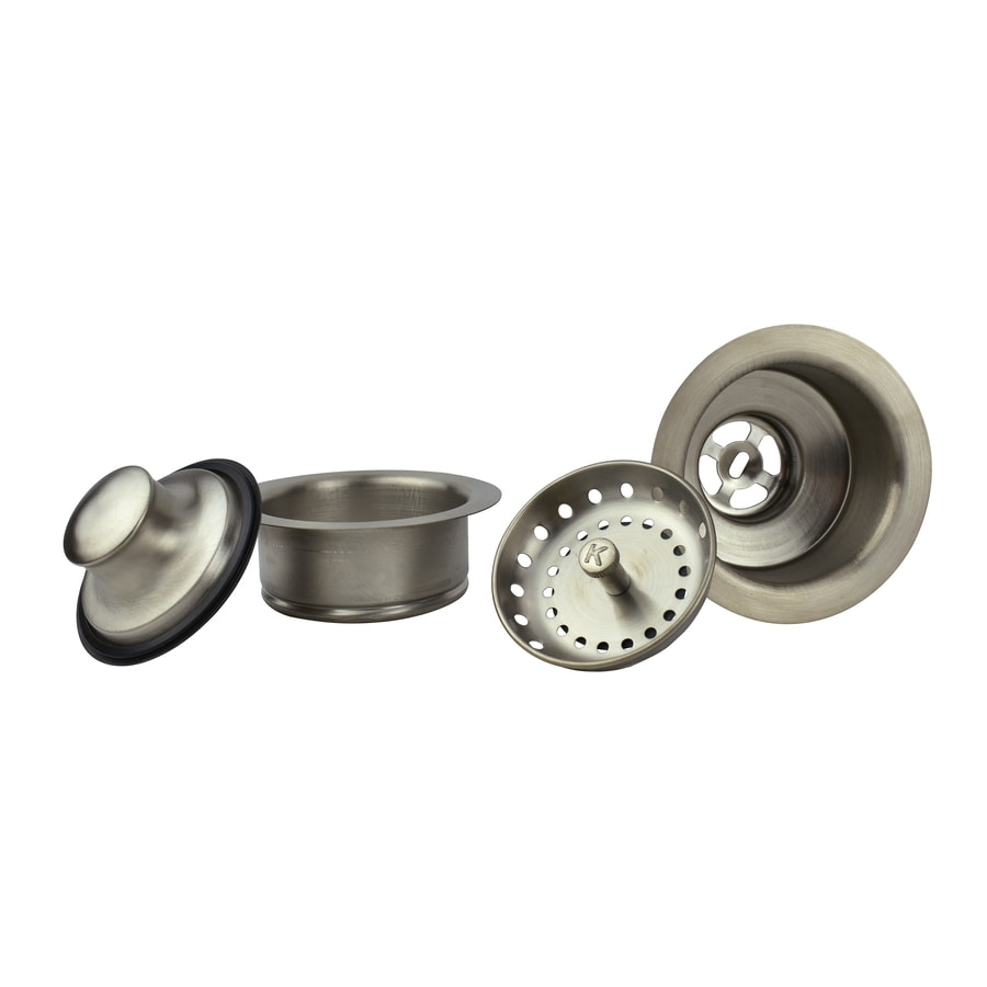 Keeney 4.5-in Garbage Disposal Sink Flange
