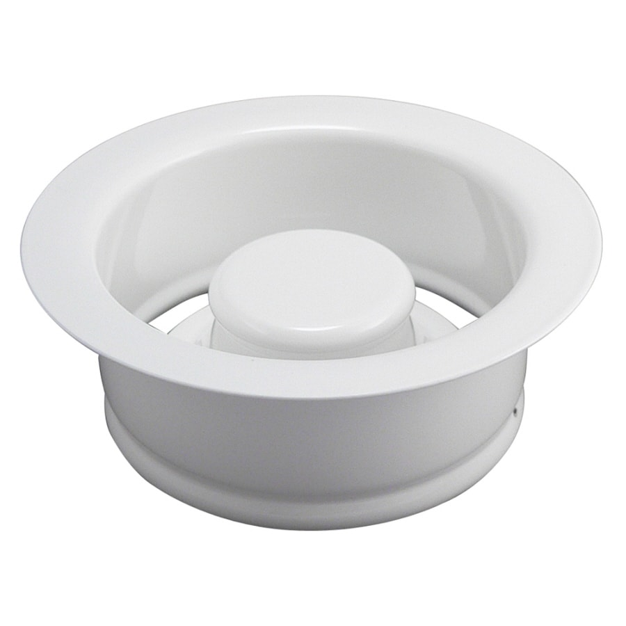 Keeney 4.5-in White Garbage Disposal Flanges