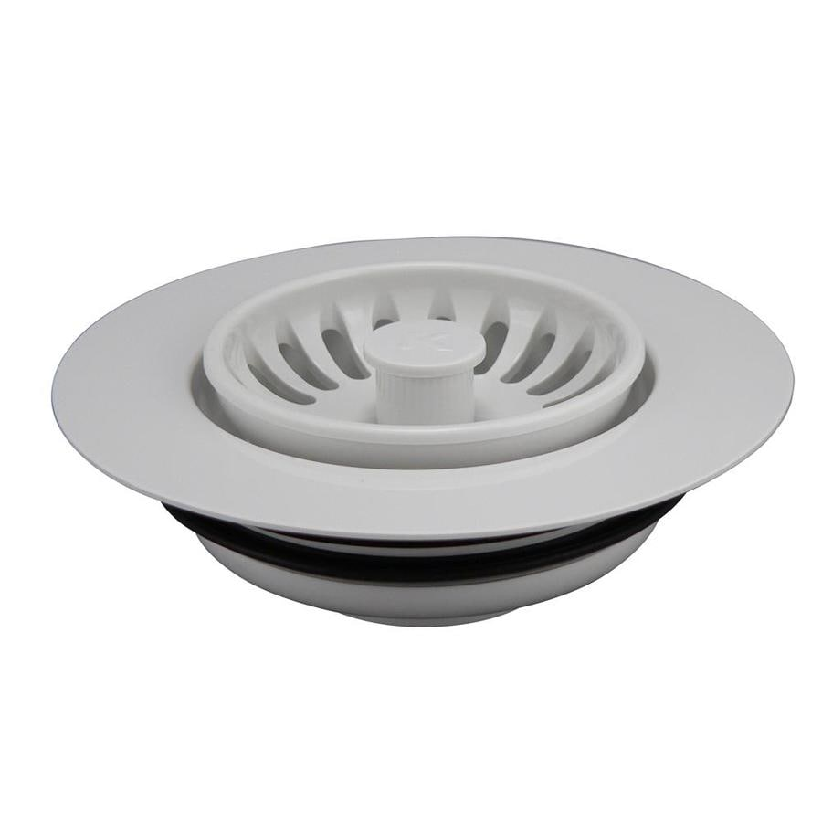 Keeney 4.5-in White Plastic Garbage Disposal Stopper