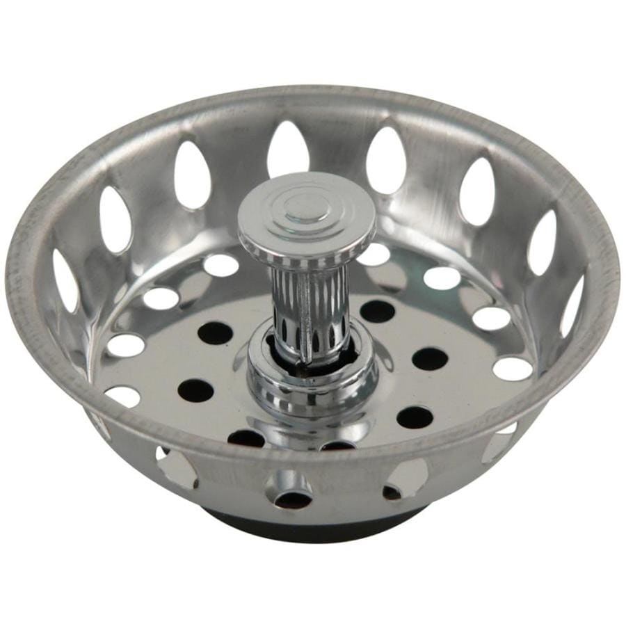 Keeney 3.5-in Stainless Steel Kitchen Sink Strainer Basket