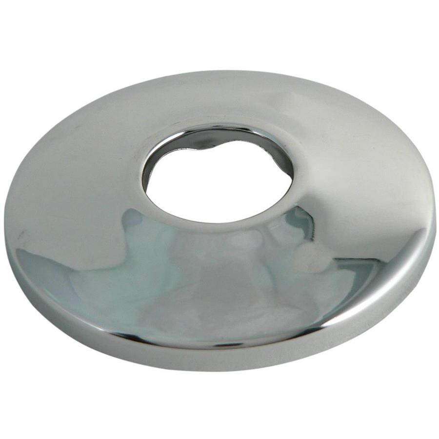 Keeney Chrome Shallow Flange