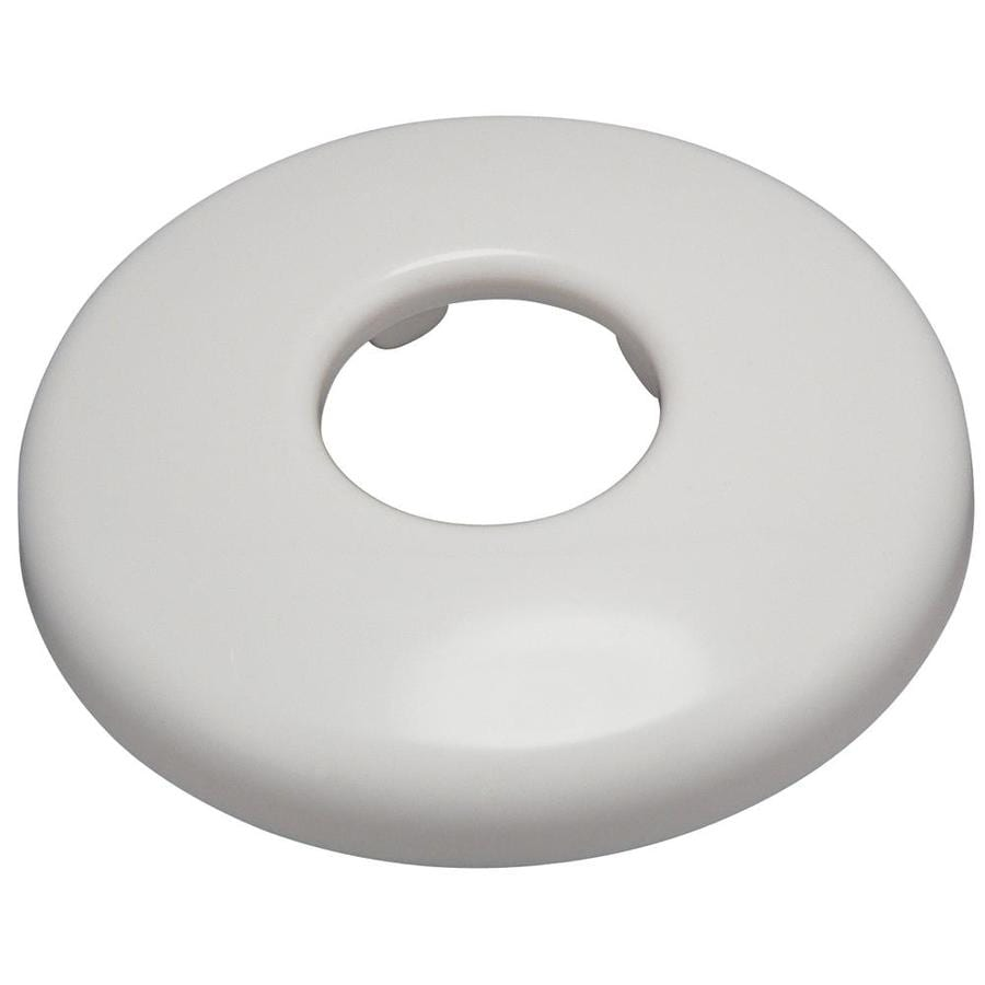Plumb Pak 2-in White Shallow Flange