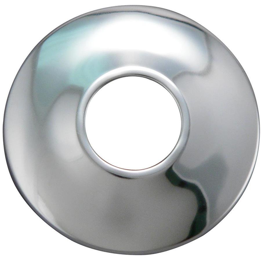 Keeney 3-in Chrome Shallow Flange