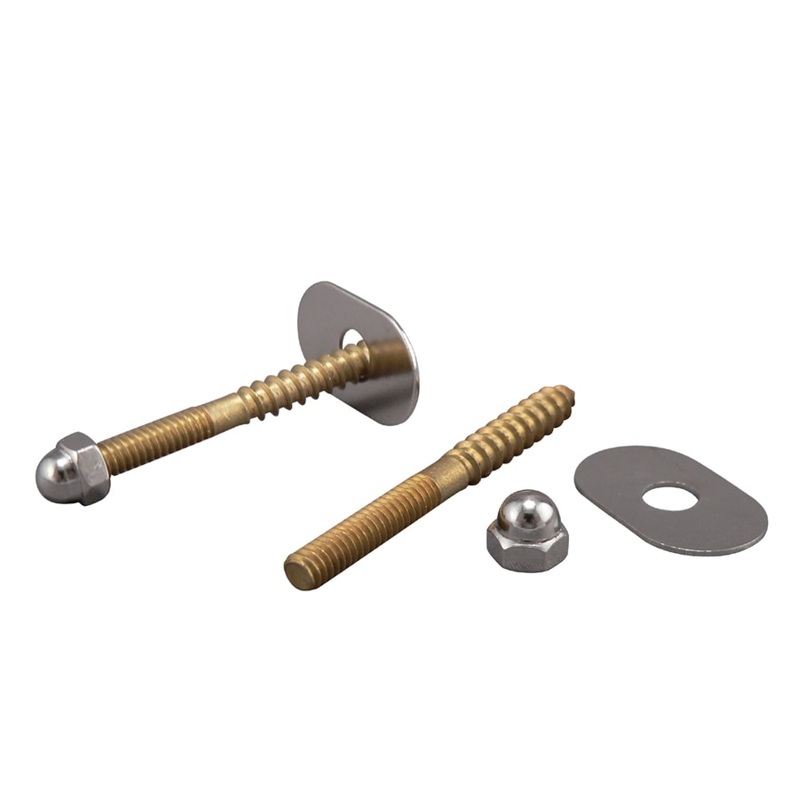 Plumb Pak 2-1/2-in L Floor Screws