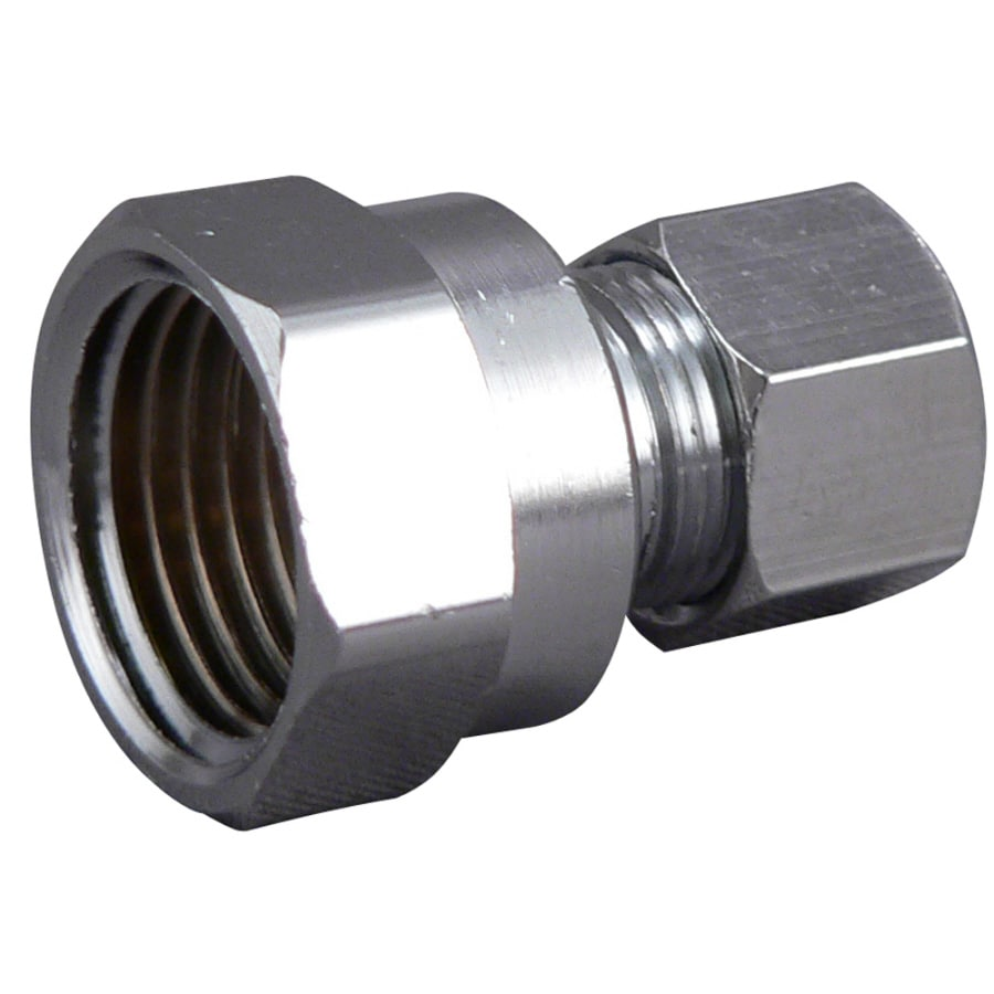 Keeney 1/2-in x 3/8-in Compression x FIP Adapter Compression Fitting