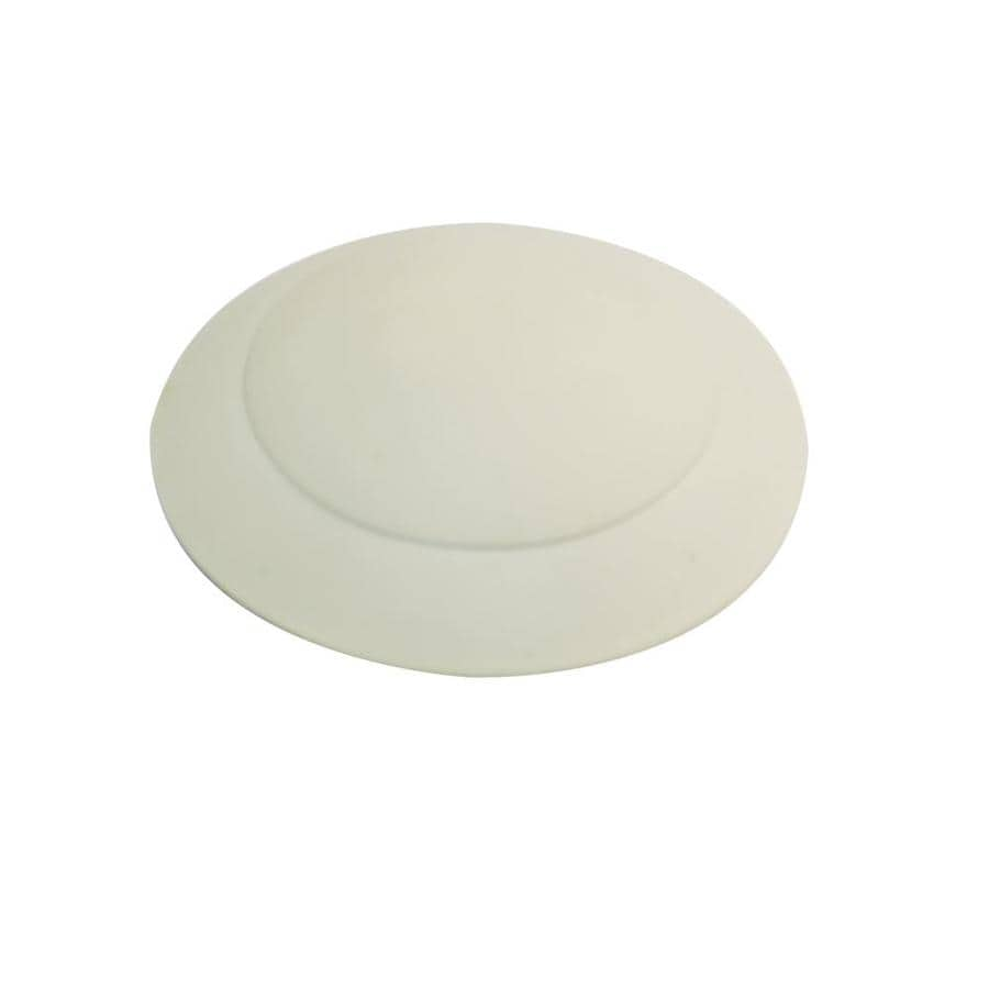 Keeney Universal White Pop-Up Drain Stopper