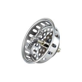 Keeney 3 5 In Chrome Stainless Steel Kitchen Sink Strainer Basket