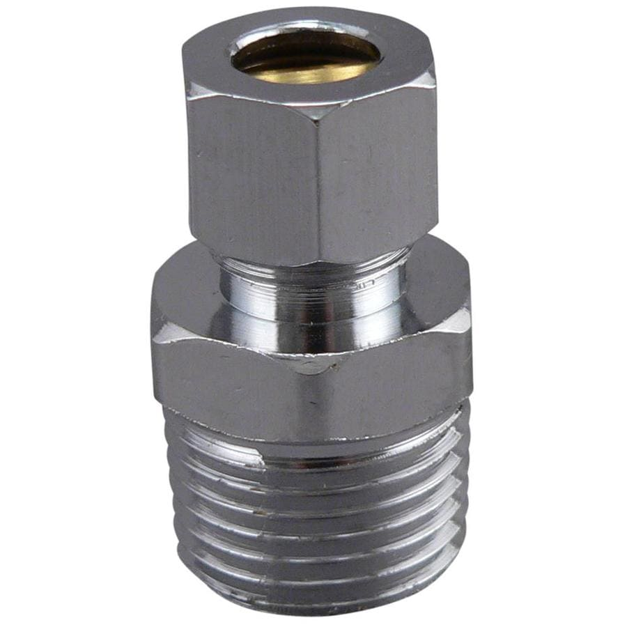 Keeney 1/2-in x 3/8-in Compression MIP Adapter Fitting