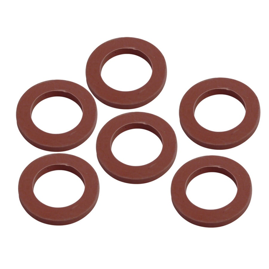 Shop Keeney Mfg. Co. 6-Pack 3/4-in-in Rubber Washers at Lowes.com