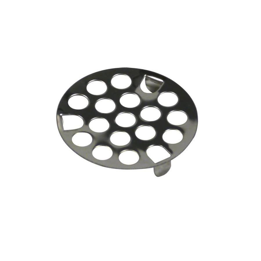 Shop Plumb Pak 1.625-in Chrome Stainless Steel Kitchen Sink Strainer ...