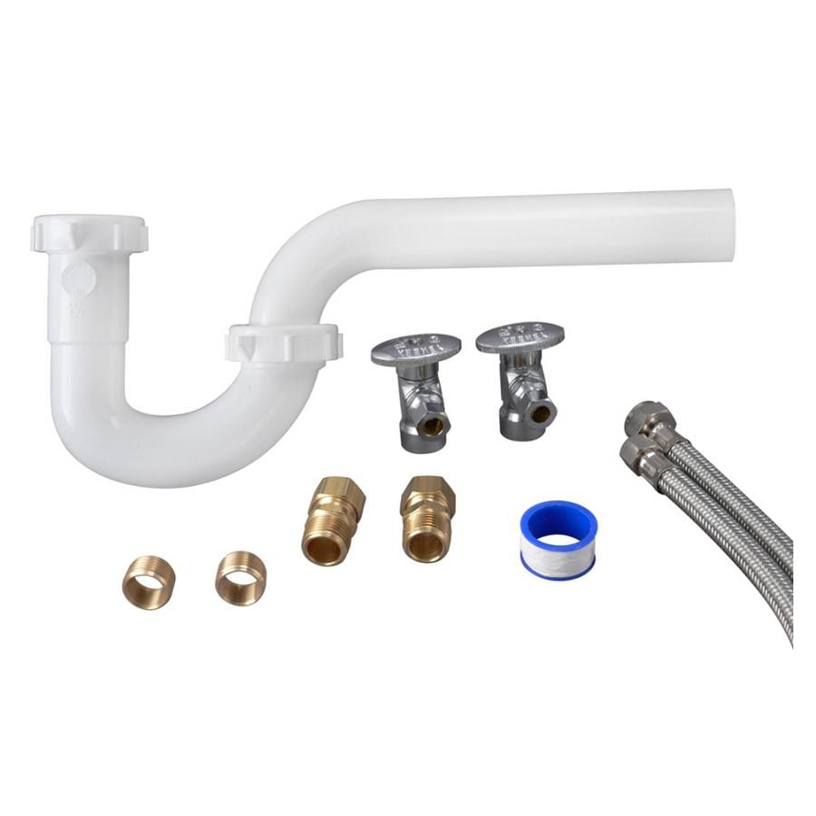 Keeney Mfg. Co. Universal Fit Chrome Pop-Up Drain Kit