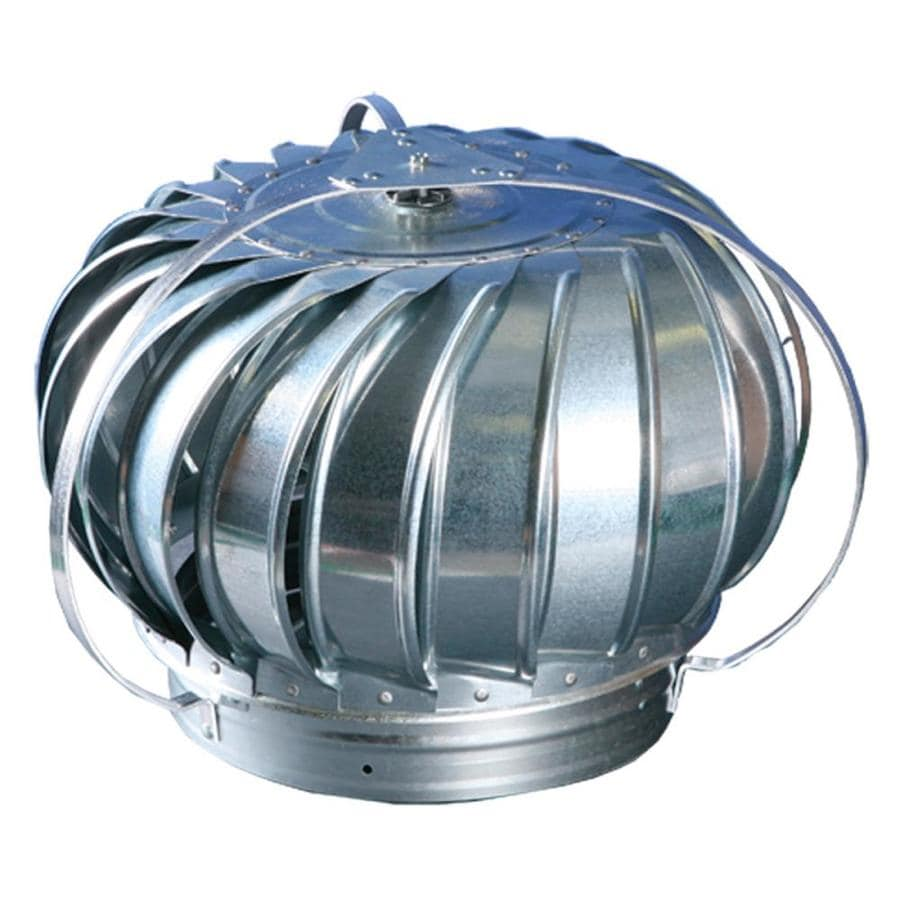 Air Vent 12-in Galvanized Steel Externally Braced Roof Turbine Vent
