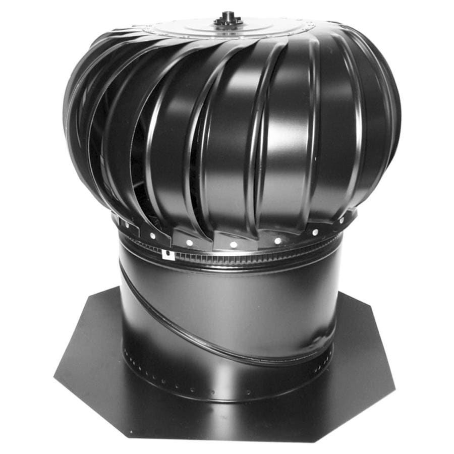 Air Vent Turbine Ventilator : Shop air vent in aluminum internally braced roof