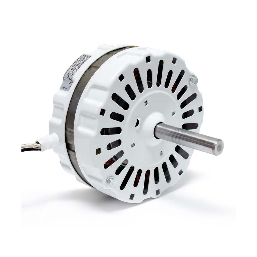Air Vent 120-Volt 5.375-in Dia Gable Vent Fan Motor  sc 1 st  Loweu0027s & Shop Air Vent 120-Volt 5.375-in Dia Gable Vent Fan Motor at Lowes.com
