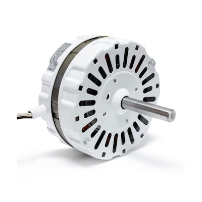 Air Vent 120-Volt 5 375-in Dia Gable Vent Fan Motor at Lowes com