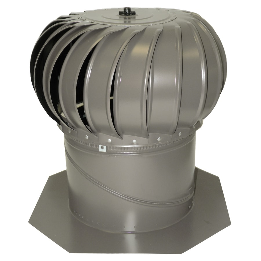 AIR VENT INC. 14-in Galvanized Steel Internally Braced Roof Turbine Vent
