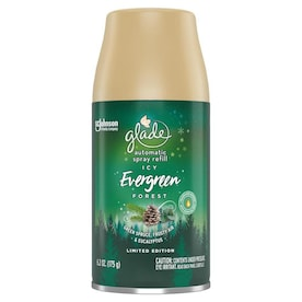 Glade Icy Evergreen Forest Spray Air Freshener