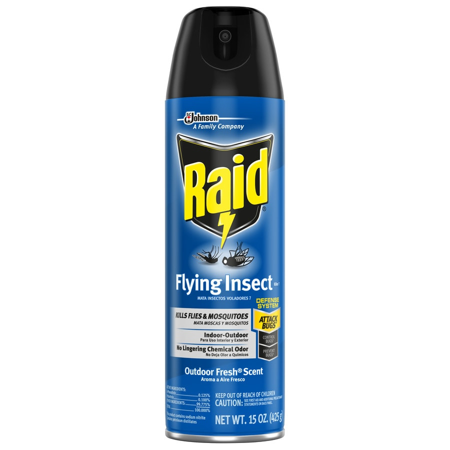 Raid Flying Insect 15-oz Insect Killer