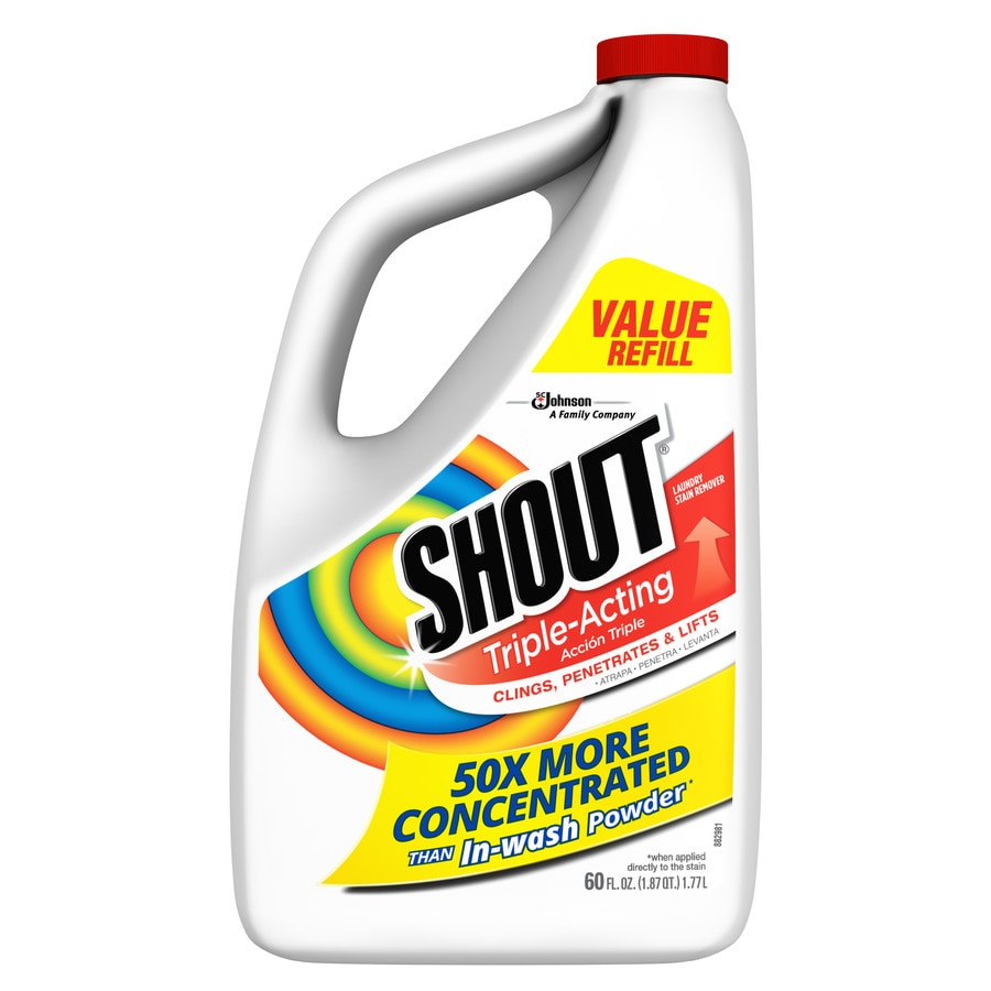 Shout 60-fl oz Laundry Stain Remover