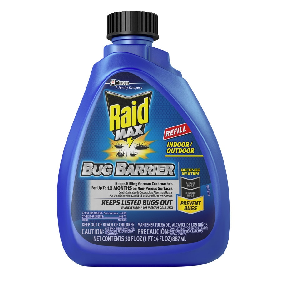 Raid Max Bug Barrier 30-oz Insect Killer