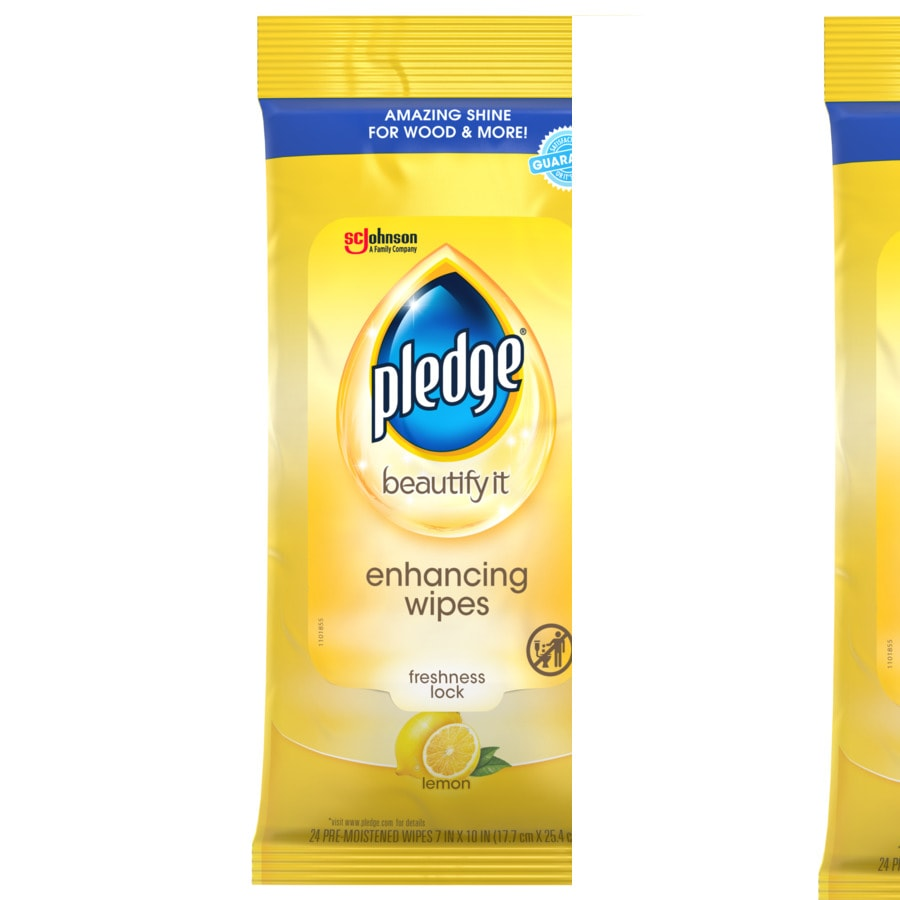 Pledge 24-Count Furniture Cleaner