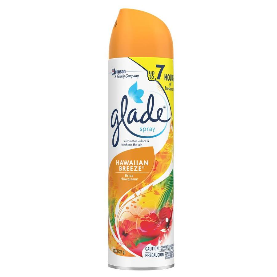 Glade Hawaiian Breeze Air Freshener Spray