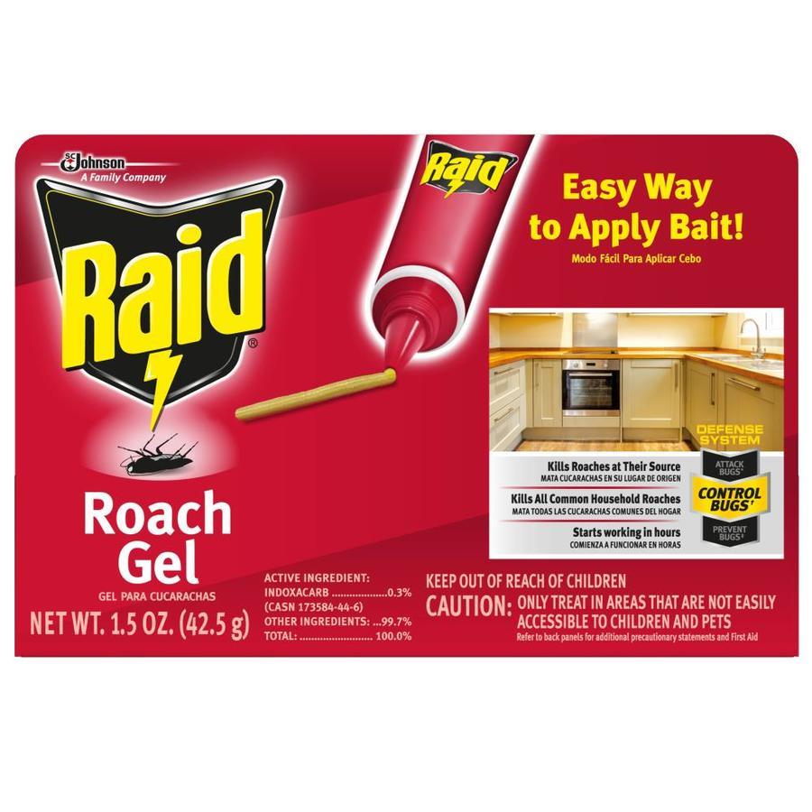 Raid 1.5-oz Roach Killer