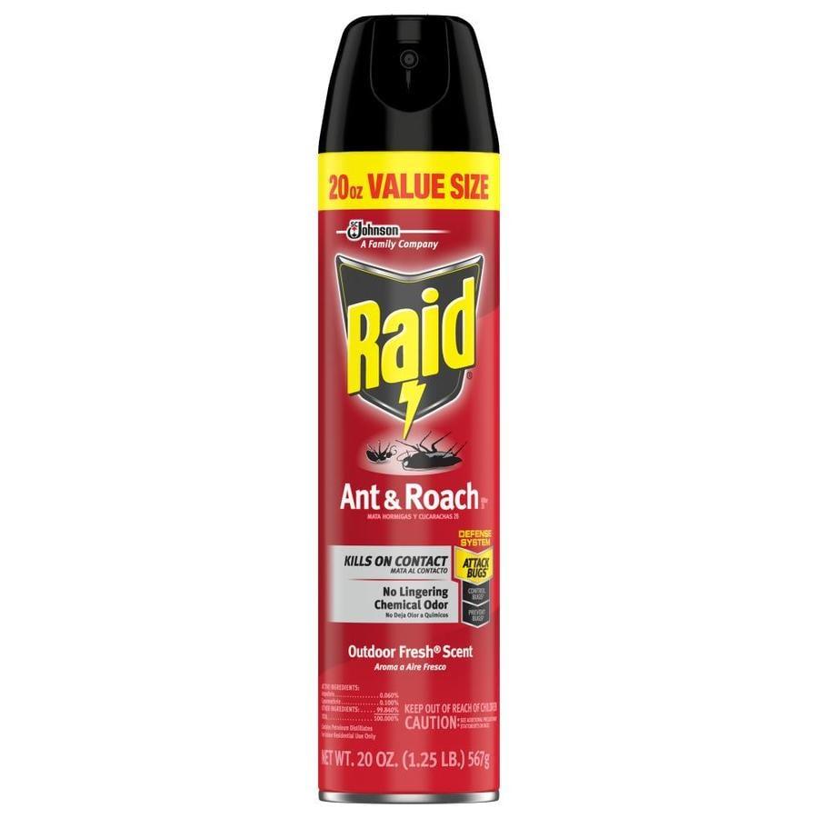 Raid Raid Ant & Roach Killer Outdoor Fresh Scent 20 oz