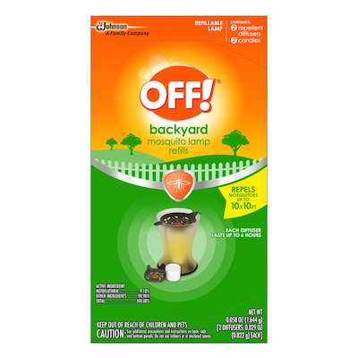 Off! 3-Count PowerPad Refills Patio & Deck at Lowes com